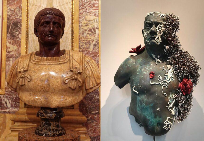 Работы Дэмьена Херста покажут сколлекцией Галереи Боргезе