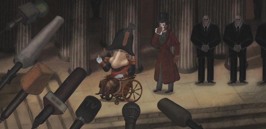 «Нос, или заговор «нетаких»: Гоголь в«Подсолнухах» Ван Гога
