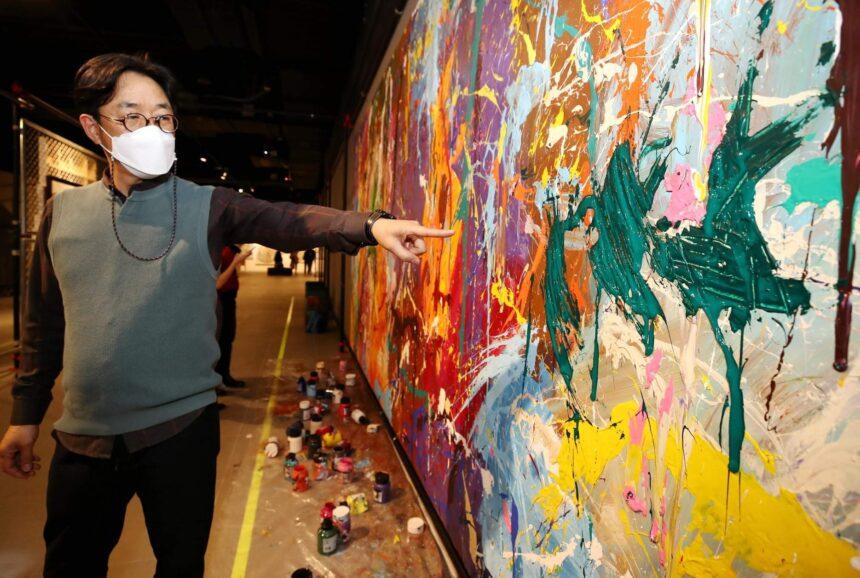Сеульцы случайно испортили инсталляцию стоимостью $440 тыс.