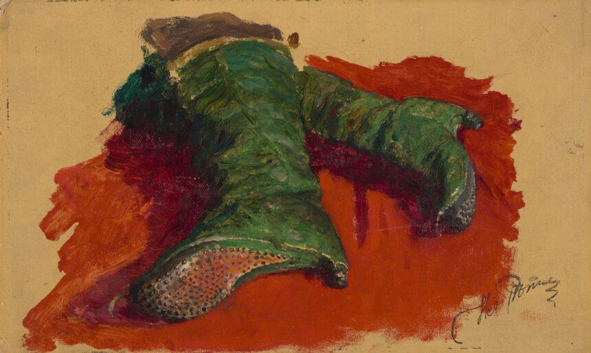 Неизвестный Репин: новые открытия вТретьяковской галерее