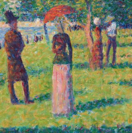 Две работы Жоржа Сёра, находившиеся в частной коллекции около века, выставят на аукцион