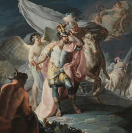 Самую раннюю работу Франсиско Гойи подарили музею Прадо