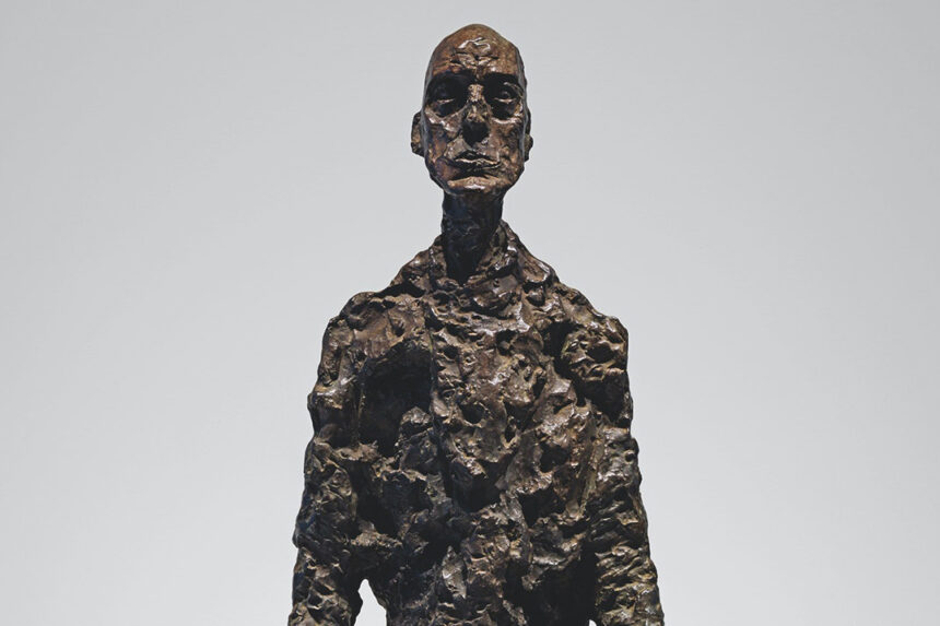 Скульптуры Альберто Джакометти представил вПекине фонд Louis Vuitton