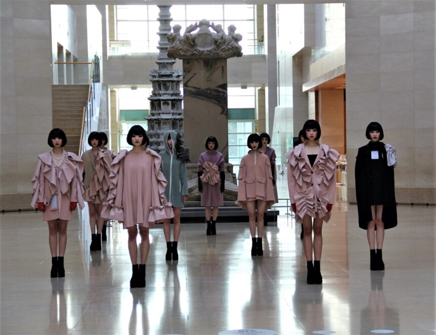 Мода современного Сеула: главные показы Недели моды вЮжной Корее