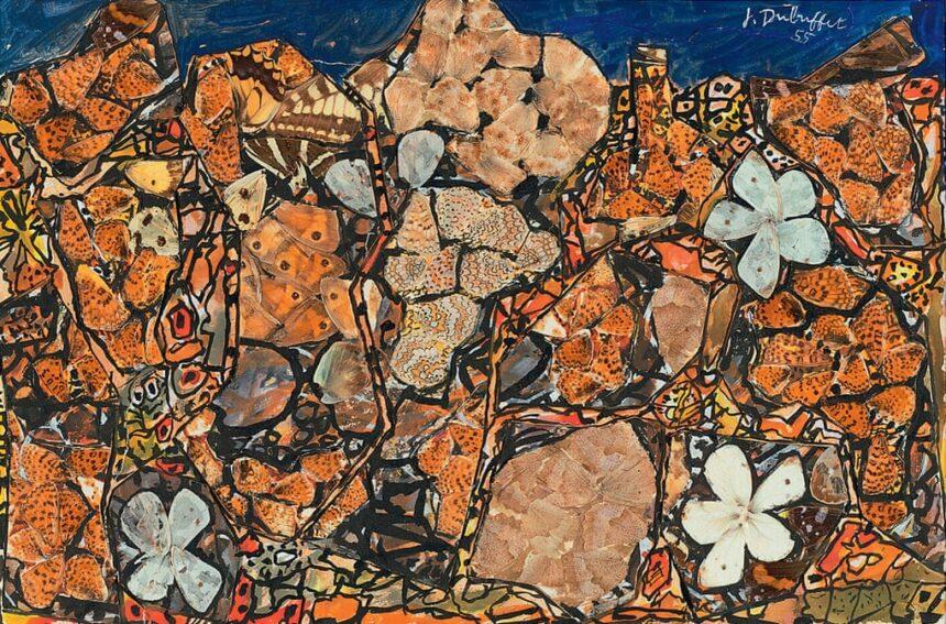 В Лондоне пройдет первая за 50 лет крупная выставка работ Жана Дюбюффе