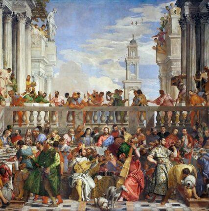 История великой картины «Пир» Паоло Веронезе легла в основу искусствоведческого бестселлера