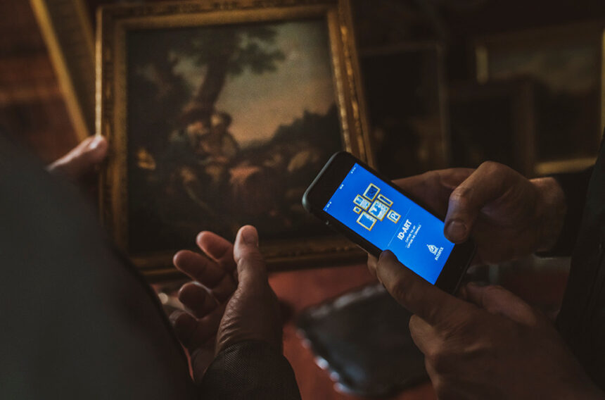 Интерпол запустил приложение для идентификации похищенных произведений искусства
