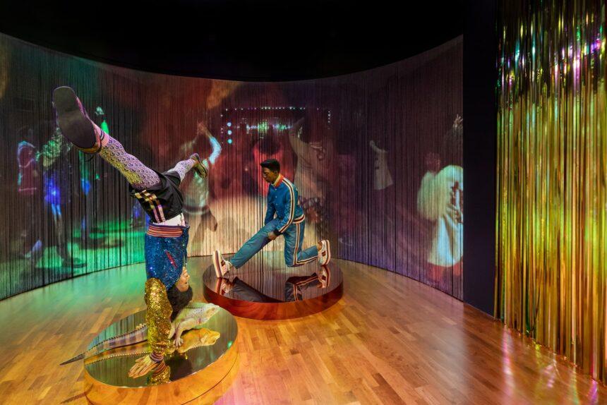 Выставка в честь столетия Gucci: виртуальная прогулка