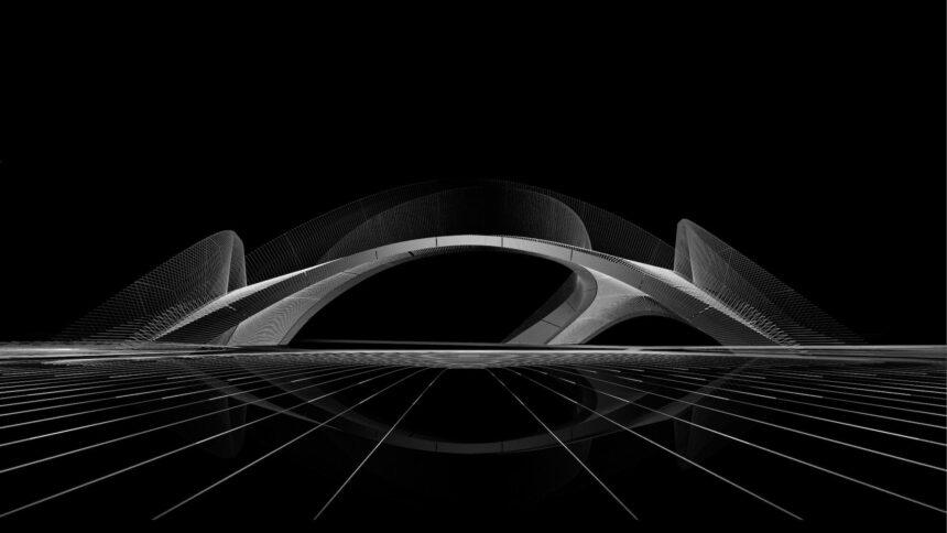 Архитектурное бюро Захи Хадид с партнерами возведет в Венеции 3D-печатный арочный мост