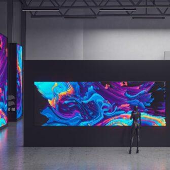 Выставка-ярмарка цифрового искусства и технологий Disartive class=