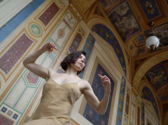 Альбина Вахитова о балете Water–Wonder