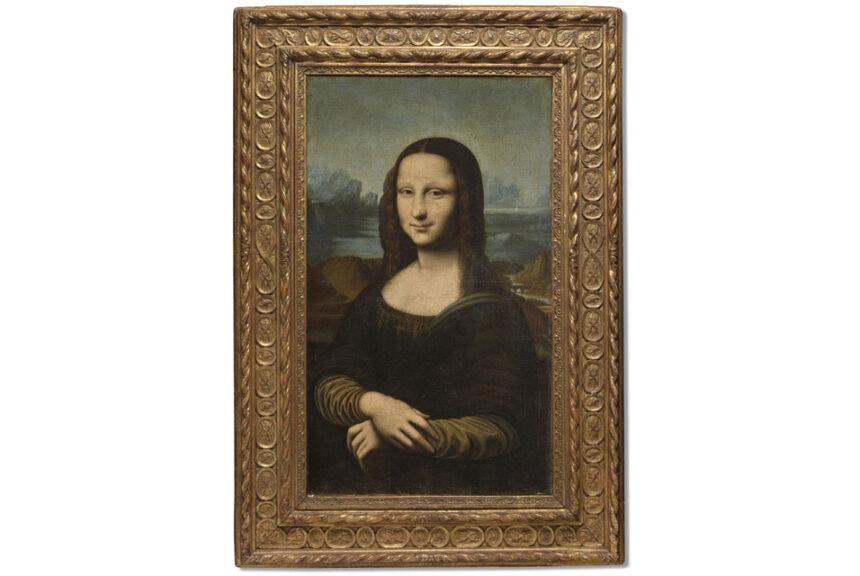 «Мону Лизу Хеккинга», когда-то считавшуюся подлинной работой да Винчи, продадут с молотка