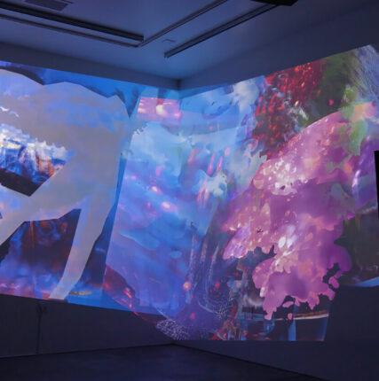 Science art пространство в Третьяковской галерее: наблюдение, диалог, симбиоз