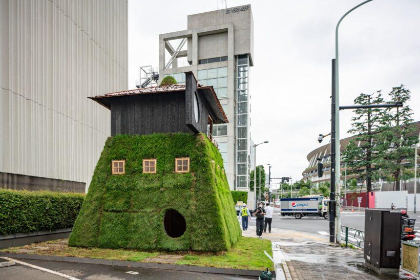 Какие арт-объекты создали японские архитекторы и художники для Олимпиады в Токио
