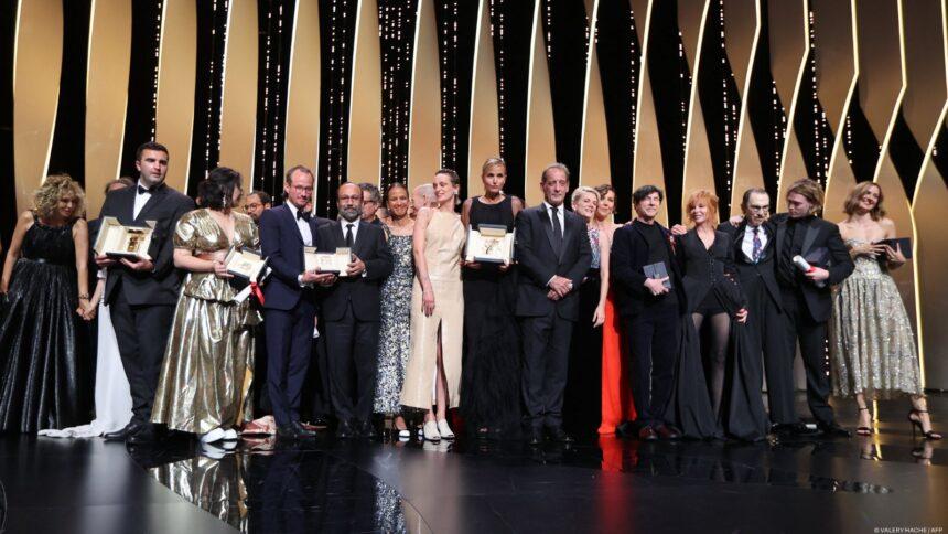 Названы лучшие фильмы 74-го Каннского кинофестиваля