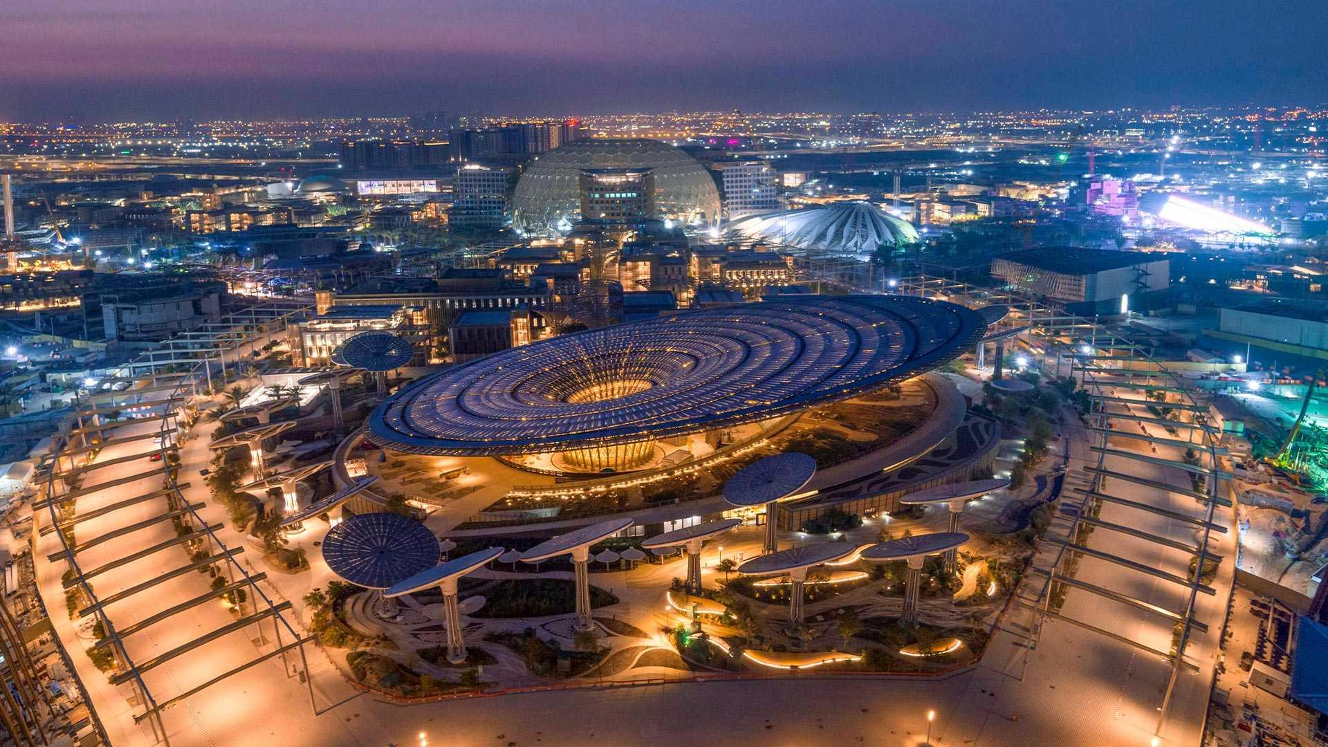 Всемирная универсальная выставка «Экспо-2020»