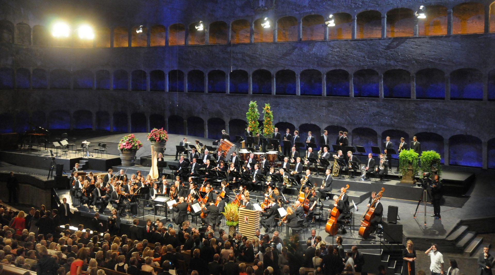 Зальцбургский фестиваль 2021