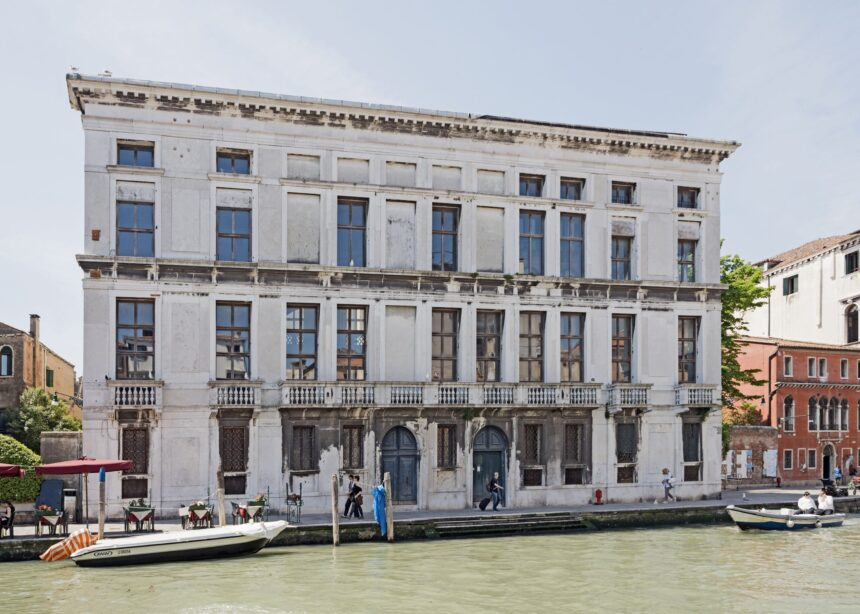 Аниш Капур откроет собственный фонд в венецианском Палаццо Приули Манфрин