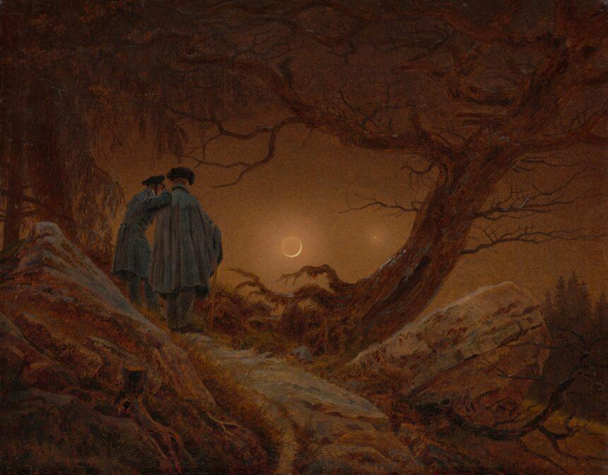 Эмоции и стихия: художники эпохи романтизма в Третьяковской галерее