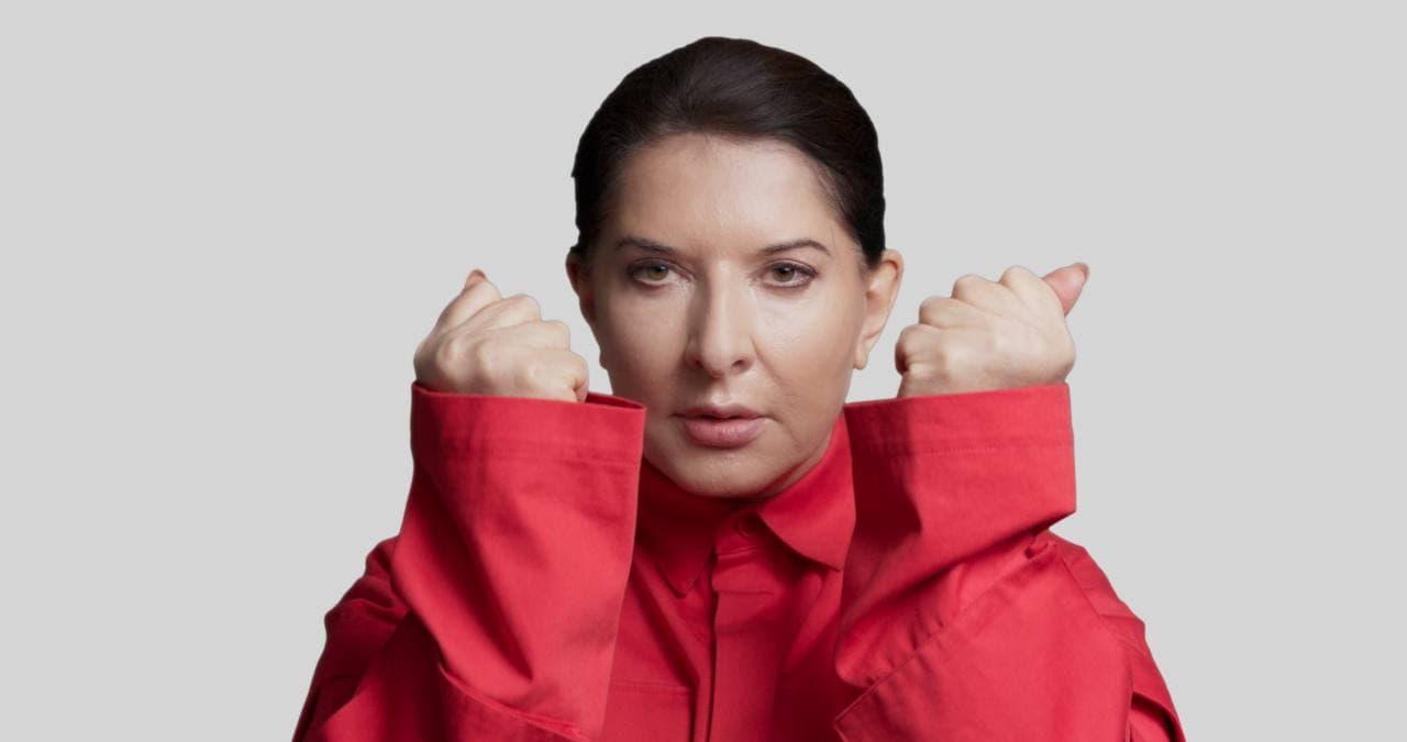 Марина Абрамович представит своеобразную капсулу времени