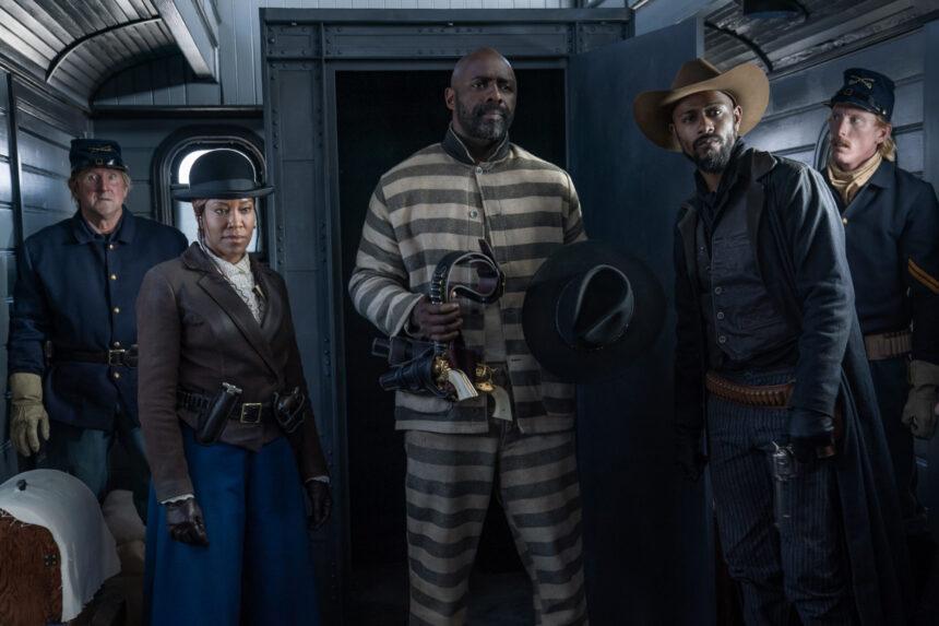 Вестерн с Идрисом Эльбой и Реджиной Кинг откроет Лондонский кинофестиваль
