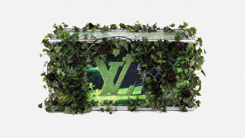 200 художников переосмыслили сундук Louis Vuitton