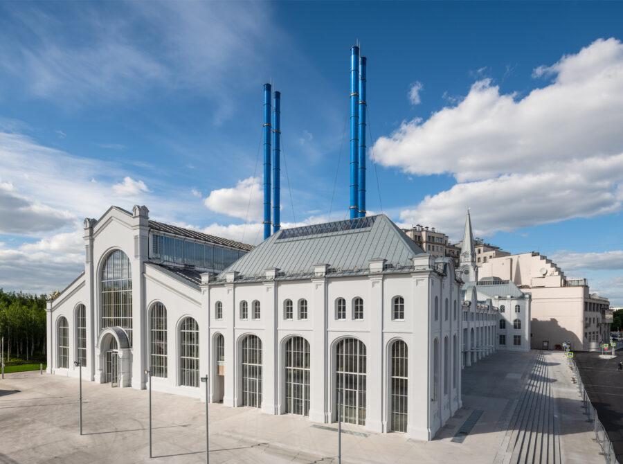 Дом культуры «ГЭС-2» объявил дату открытия и планы на ближайшее время