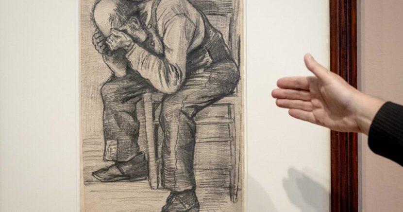 Музей Ван Гога идентифицировал ранее неизвестный рисунок художника