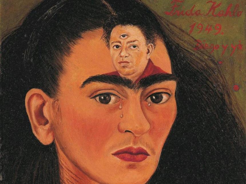 «Диего и я» Фриды Кало может стать самым дорогим произведением латиноамериканского искусства