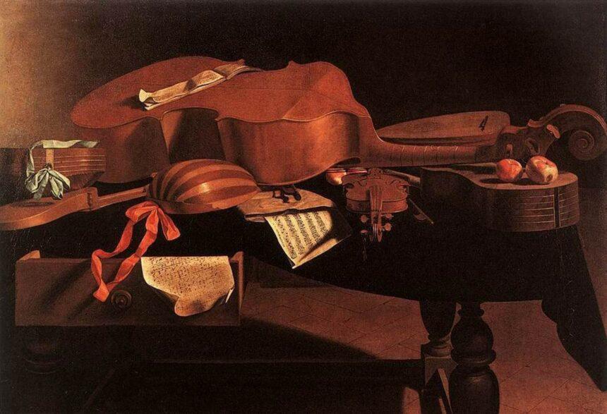 Музыка эпохи барокко сквозь призму истории: аффекты, космос, божественное