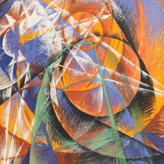 Выставка «Свободные искусства. Итальянский футуризм из коллекции Джанни Маттиоли» class=