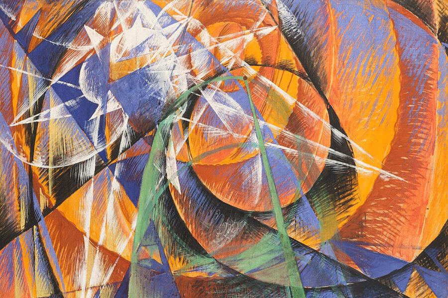 Выставка «Свободные искусства. Итальянский футуризм из коллекции Джанни Маттиоли»