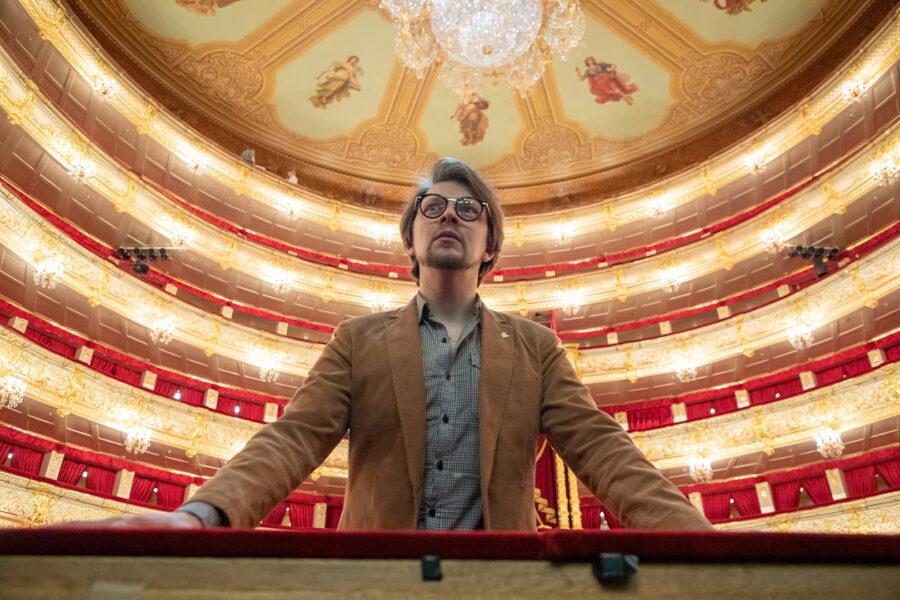 Иван Складчиков: «Исторический костюм должен быть неудобным. Он придает артисту правды жизни»