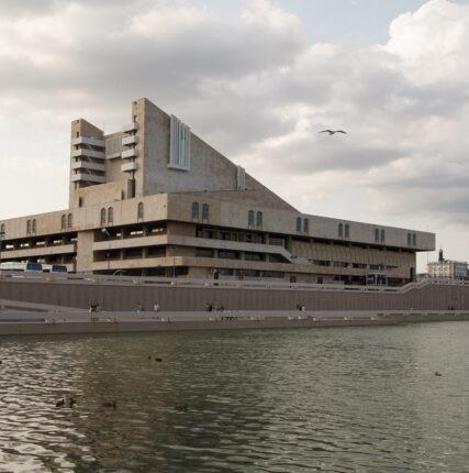 Бюро Захи Хадид, Асифа Хана и Кенго Кумы вошли в шорт-лист кандидатов на разработку проекта театра в Казани