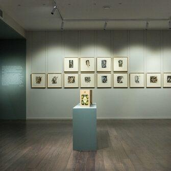 Выставка «В диалоге с Бодлером: Матисс, Роден, Руо …» class=
